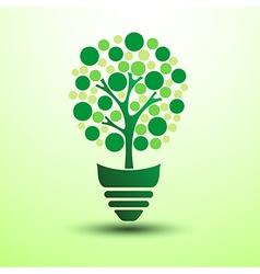 Green idea4 vector