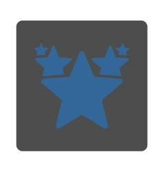 Hit parade icon from Award Buttons OverColor Set vector