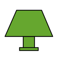 panel solar ecology icon vector image