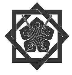 Yarn Ninja 1 vector