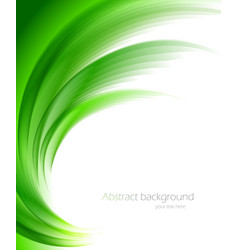 Abstract soft background vector image vector image