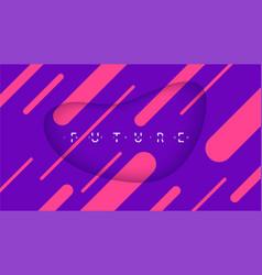 creative geometric shapes wallpaper minimal vector image