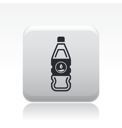 drop water icon vector image