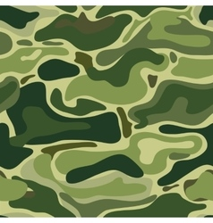Seamless texture khaki vector image vector image
