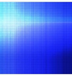 Abstract Blue Techno Background vector