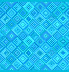 Abstract seamless diagonal square pattern - tile vector