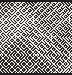 Ethnic pattern design seamless lattice background vector