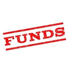 Funds Watermark Stamp vector