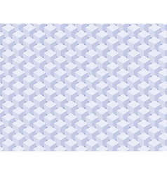 Pattern of blue columns seamless texture vector