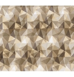 Pattern polygonal background retro wallpaper icon vector