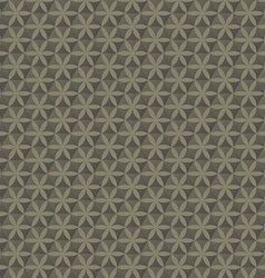 Abstract geometric seamless pattern background vector image