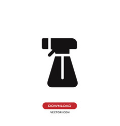 sprayer icon vector image