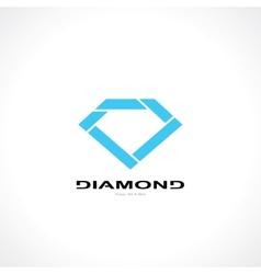Symbol diamond vector