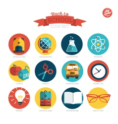 Assorted icons design vector