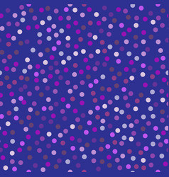 blue spotted pattern vector image