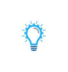 Tool idea logo icon design vector