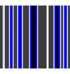 Pattern with vertical gray blue and white stripes vector image