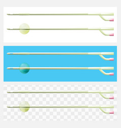 Foley balloon catheter 2-way for prolonged vector