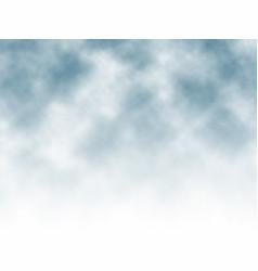 Misty background vector