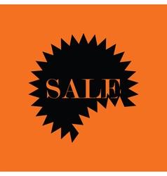 Sale tag icon vector image vector image