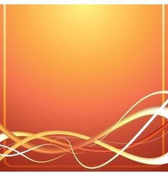 Abstract Futuristic Background Design vector image