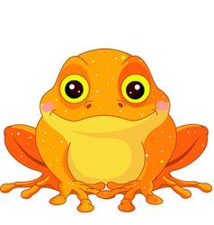 Cartoon Toad vector