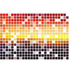 Purple orange yellow red brown occasional opacity vector