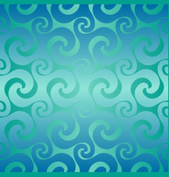 Swirl seamless pattern abstract background vector