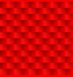 Wicker red background vector