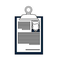 Clipboard icon design vector