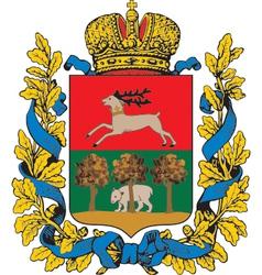 Lyublin coat-of-arms vector