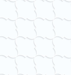 Quilling white paper diagonal marrakech vector