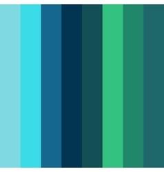 Abstract seamless green blue pattern season vector