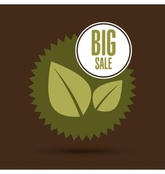 Big sale food healthy vegan vector