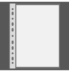 Clear Envelop vector image