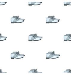 Golfer shoesgolf club single icon in cartoon vector