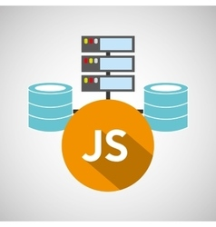 js language data base storage vector image