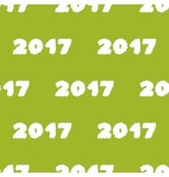 New Year seamless texture vector image