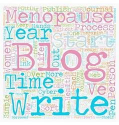 Women s Health Blogs Adventures In The Blogsphere vector