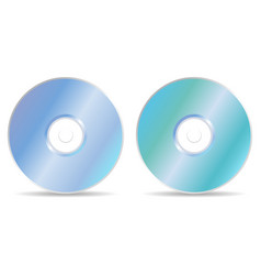 cds vector image