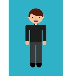 character concept design vector image