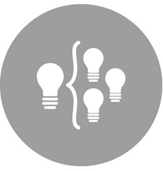 facilitating skills vector image