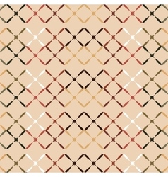 Red brown copper mesh seamless pattern vector
