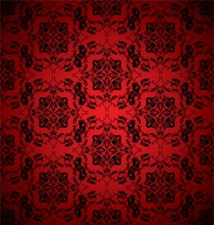 red wallpaper vector image vector image