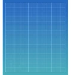 blueprint architecture grid vector image