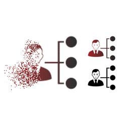 Dolor dissolving pixel halftone distribution vector
