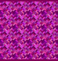Purple geometric diagonal rectangle mosaic vector