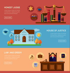 scales and lawyer house of justice building vector image