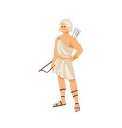 Pantheon ancient greek gods ancient greece vector