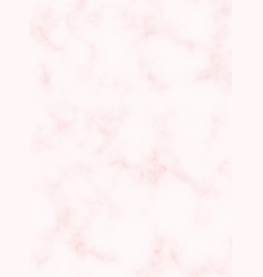 pink marble background light elegant template for vector image
